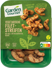 Vegetarische Filetstreifen Garden